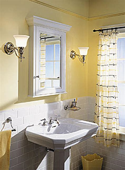 robern fairhaven medicine cabinet bathroom color be brave be bold