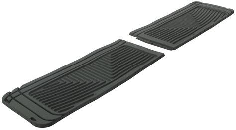 weathertech floor mats for chevrolet traverse 2011 wtw60gr