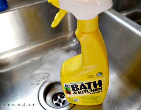clr bathroom cleaner clr bath kitchen cleaner beat my hard water stains a