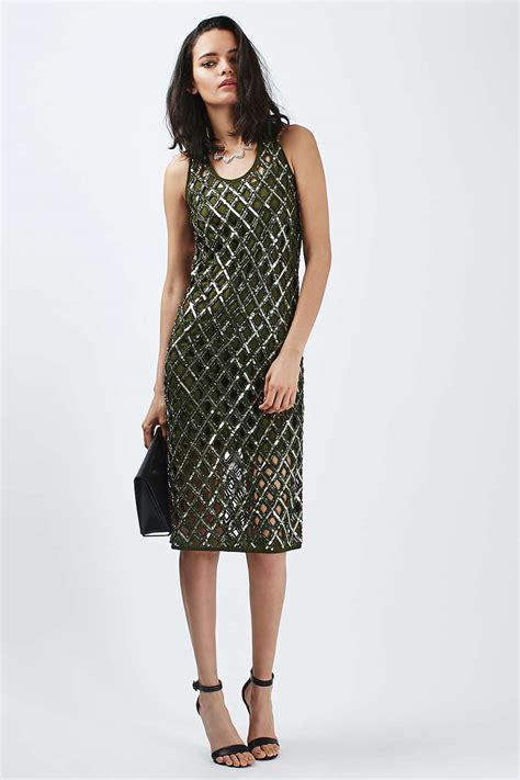 Midi Dress Valena Murah Limited limited edition embellished midi dress dresses clothing topshop