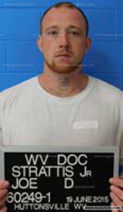 Mercer County Wv Arrest Records Joe D Strattis Jr Mugshot Joe D Strattis Jr Arrest Mercer County Wv