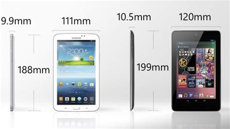 Samsung Tab 3 Di Yogyakarta samsung galaxy tab 3 7 0 vs nexus 7 ecco il confronto delle caratteristiche golook technology