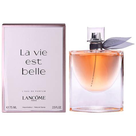 la vie est 30ml lancome la vie est eau de parfum para mulheres 75 ml fapex pt