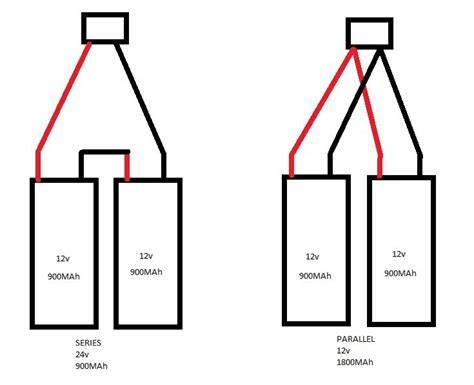 series and parallel wiring diagram get free image about