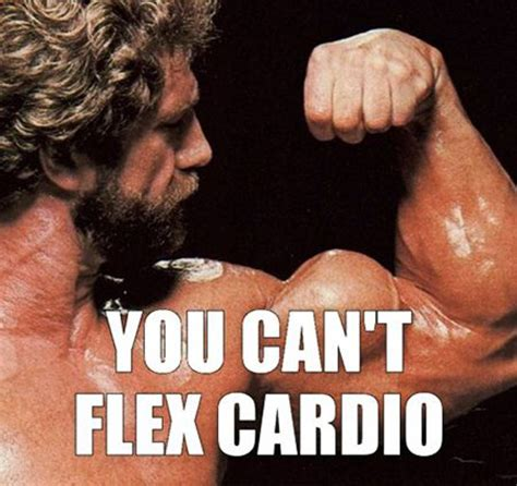 Cardio Meme - motivational image gallery page 8 garage gyms