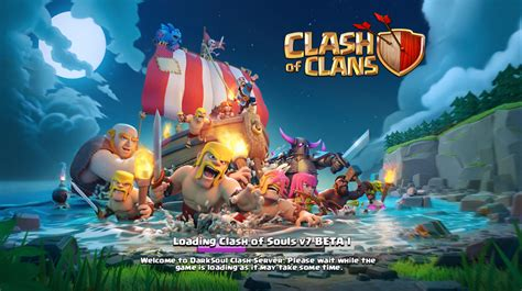 download game coc mod buat android download coc mod darksoul apk 2018 versi 9 434 14 update