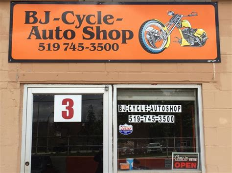 Auto Shop Kitchener bj cycle auto shop opening hours 249 courtland ave e
