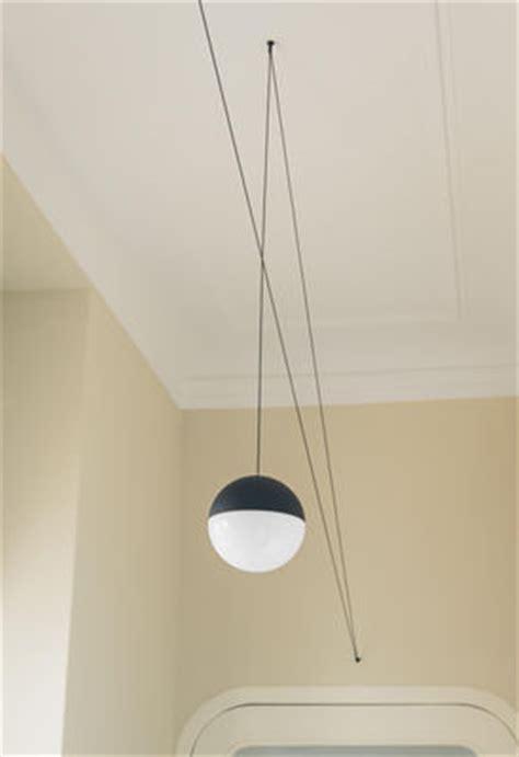 Le Anschließen 4 Kabel Decke by Suspension String Light Sphere Led C 226 Ble D 233 Coratif De 12