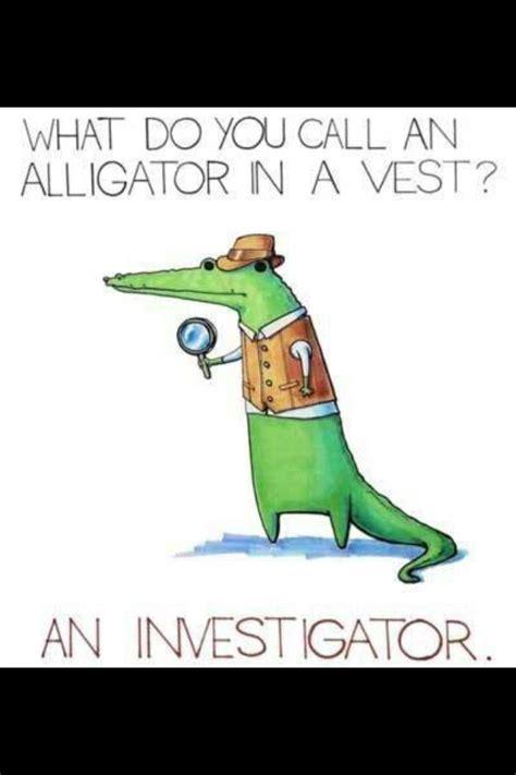 A Joke by Silly Joke Jokes So And Alligators