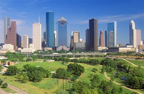 parks in houston houston city usa gets ready