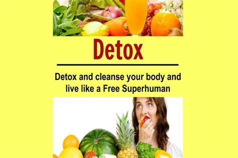Detox For Mixed Weather by Follow A Detox Diet Plan For Fit Hergamut In
