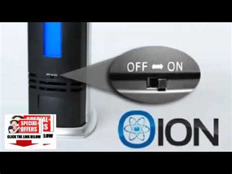 oion   air purifier oion   permanent filter ionic air purifier pro ionizer review