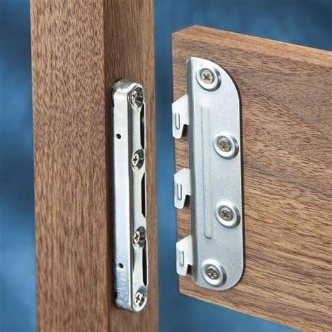 Bed Frame Brackets For Wood Beds 23 Best Diy Beds Images On Pinterest Rooms Beds And Handmade Furniture