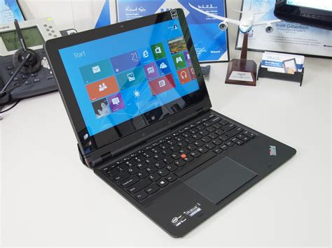 Lenovo Windows 8 lenovo thinkpad helix hybrid windows 8 tablet in pictures microsoft surface and windows 10