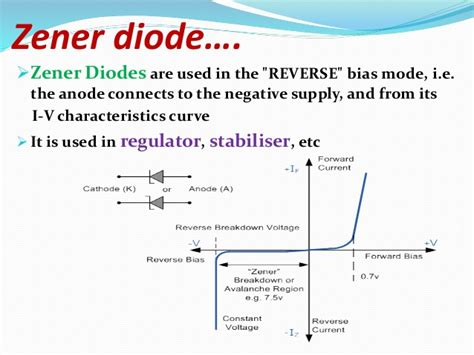 what are the applications of diodes application of diode