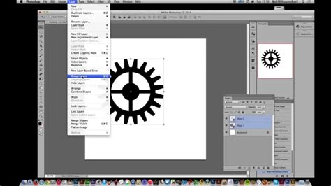 tutorial photoshop cc 2014 youtube photoshop cc 2014 how to create a gear custom shape in
