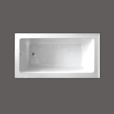 54 inch bathtub left drain valley quad 54 x 30 inch skirted bathtub left hand drain