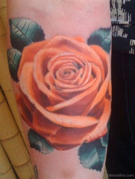 colored rose tattoos flower tattoos designs pictures page 13