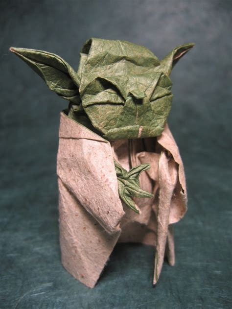 Origami Yoda - lifestyle cafe september 2010