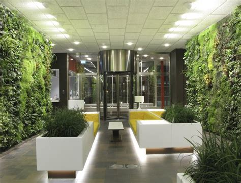 Indoor Garden Interior Wall Garden