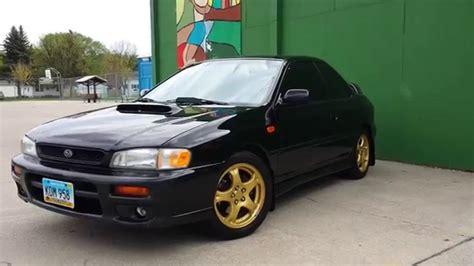 1998 Subaru Rs by 1998 Subaru Impreza 2 5rs
