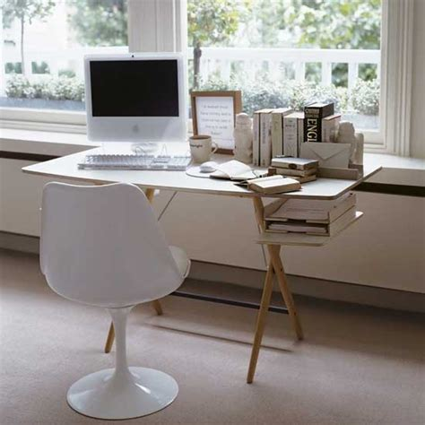 Small Contemporary Home Office Desks Contemporary Home Office Office Furniture Decorating