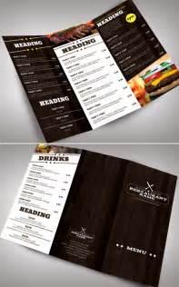 30 inspired restaurant menu brochure designs you must see naldz graphics