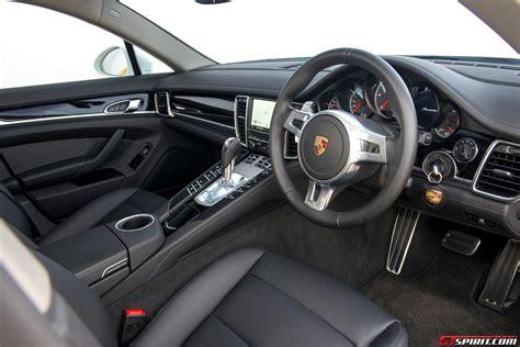 Porshe Panamera Interior by Road Test 2014 Porsche Panamera Review