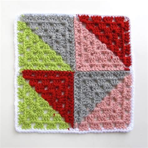 pattern for triangle afghan 75 best afghans granny triangle crochet images on