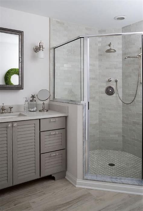 gray wood tile bathroom 28 images how i renovated our