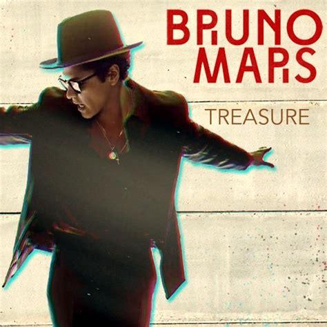 Treasure Bruno Mats bruno mars treasure cdcoverland