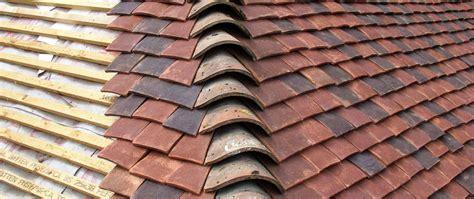Handmade Roof Tiles - tudor roof tiles handmade peg and plain clay roof tiles