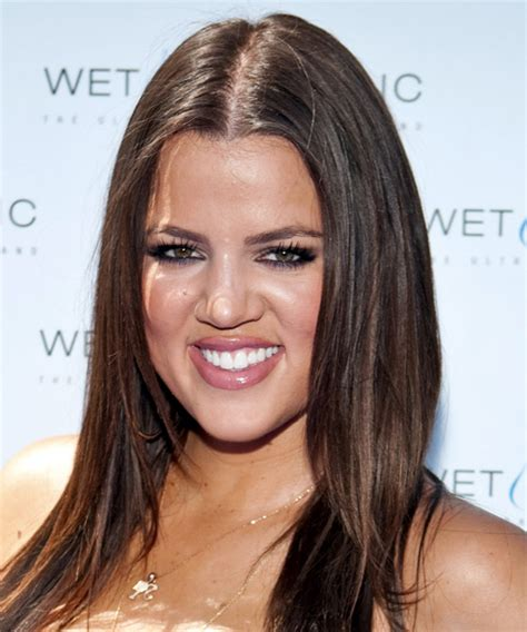 Khloe Kardashian Hairstyles in 2018