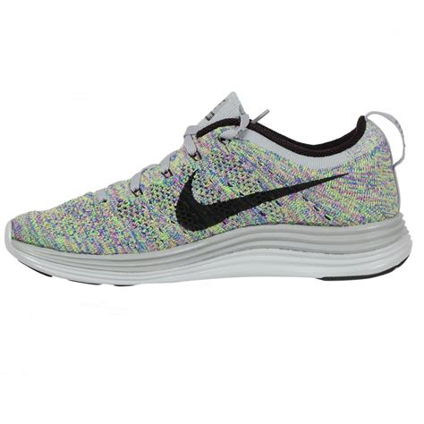 nike running shoes nike flyknit lunar 1 s running shoe grey
