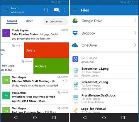 Office 365 K9 Mail Top 5 Clientes De E Mail Para Android Qual O Melhor