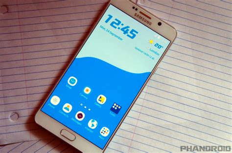 live themes for galaxy note 5 14 things every samsung galaxy note 5 owner should do
