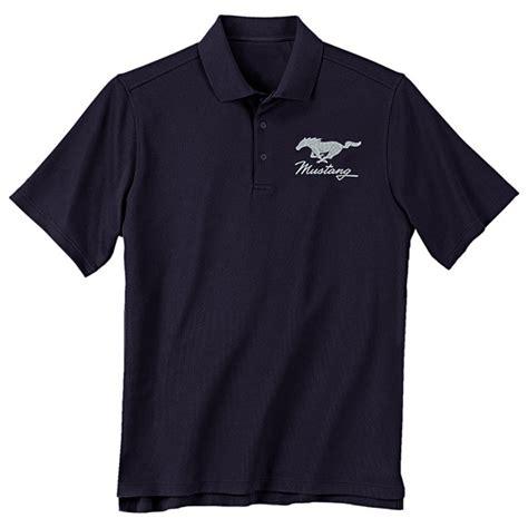 ford mustang official polo shirt t shirt top shirt free