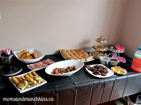 themed party food ideas paris themed party 2 moms munchkins
