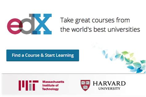 Edx by 4 Best Websites For Self Education And Personal Enrichment