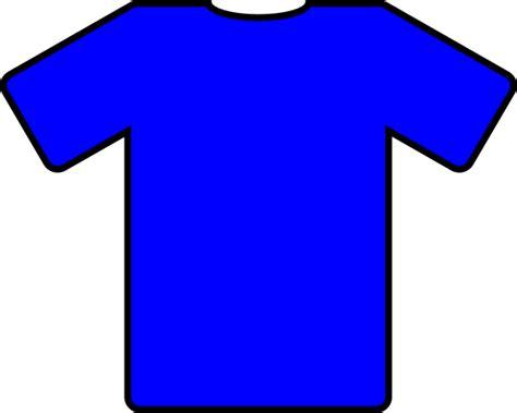 t shirt clipart blue t shirt clip at clker vector clip