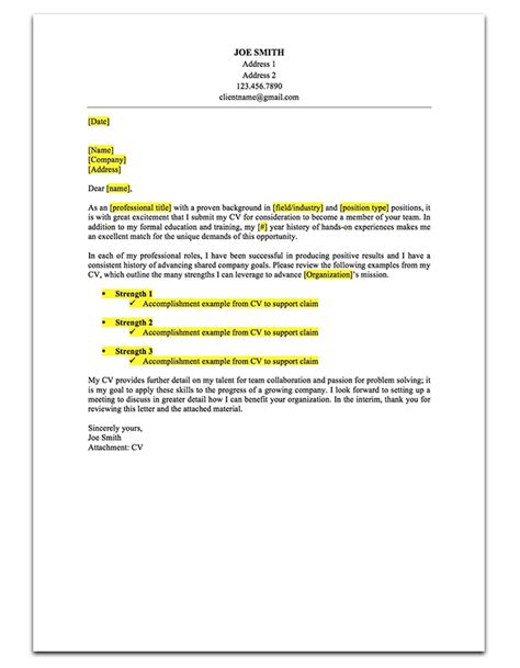 cover letters that stand out exles 3 cover letter sles to help you stand out career