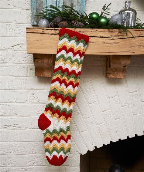 free pattern for christmas stocking crochet easy crochet printable christmas stocking pattern search