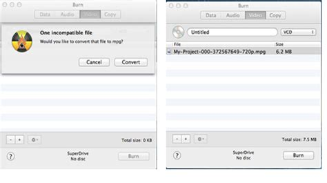 format a dvd rw on mac how to create a slideshow and burn it to dvd on mac