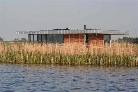 woonboot te koop recreatie recreatie woonarken nabij grou met eiland de bouwhorst