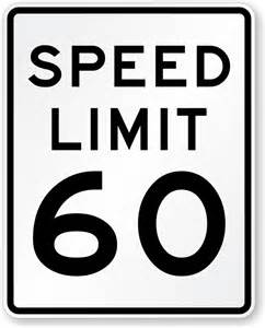 Maximum Speed 55 Mph Speed Limit Signs Free Pdf