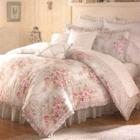 vintage comforters and bedding shabby chic comforters sets vintage chic eliza twin