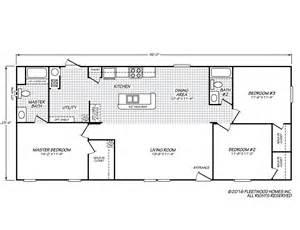 1999 Fleetwood Mobile Home Floor Plan Berkshire 24563i Fleetwood Homes