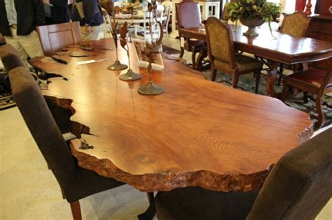 dining room furniture from solid wood rustic style