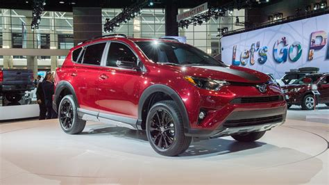 Toyota Jamaica 2020 Rav4 by 2018 Toyota Rav4 Adventure Can Be Yours For 27 700 Roadshow