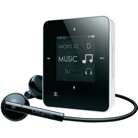 best mp3 player creative zen creative labs zen style m300 4gb mp3 player from conrad